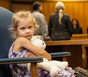 Child custody lawyer in Woburn MA